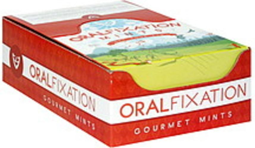 Oral Fixation Spearmint Gourmet Mint - 1 ea