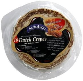 Ma Raeburns Dutch Crepes