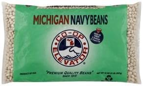 Co Op Elevator Navy Beans Michigan