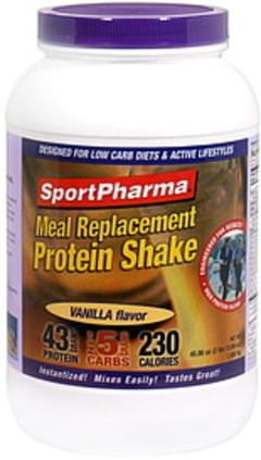 SportPharma Meal Replacement Protein Shake Vanilla
