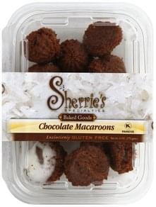 Sherries Macaroons Chocolate