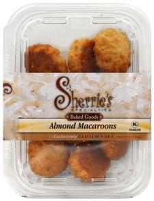 Sherries Macaroons Almond