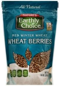 Natures Earthly Choice Wheat Berries Red Winter Wheat