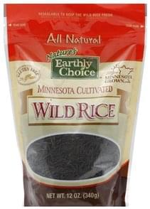 Natures Earthly Choice Wild Rice