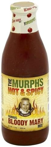 Murphs Hot & Spicy Bloody Mary Mix - 1 l