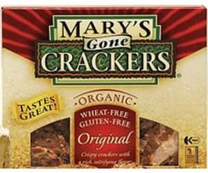 Mary's Gone Crackers Organic Original Crackers