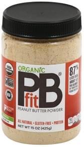 PBfit Peanut Butter Powder Organic