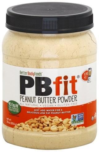 NA Peanut Butter Powder - 30 oz