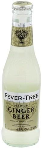 Fever Tree Premium Ginger Beer - 6.8 oz