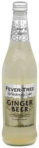 Fever Tree Ginger Beer Refreshingly Light