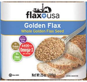 Flax USA Whole Golden Flax Seed