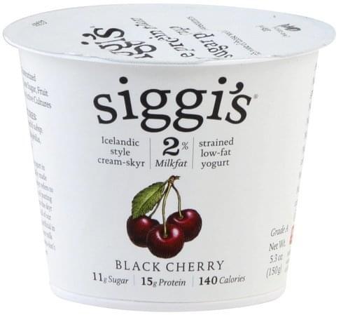 Icelandic Style Cream-Skyr, Strained