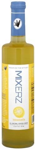 Mixerz Lemoncello All-Natural Cocktail Mixer - 25.36 oz