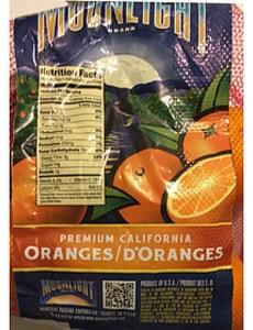 Moonlight Brand Premium California Oranges