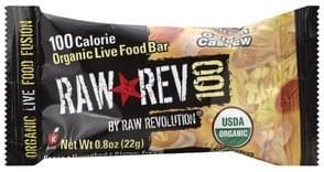 Raw Revolution Live Food Bar Organic, Golden Cashew