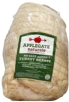 Applegate Turkey Breast No Salt Added