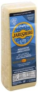 Jarlsberg Cheese Reduced Fat, Swiss