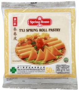 Spring Home Spring Roll Pastry TYJ