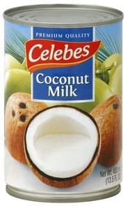 Celebes Coconut Milk
