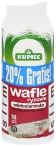 Kupiec Rice Cakes Multigrain