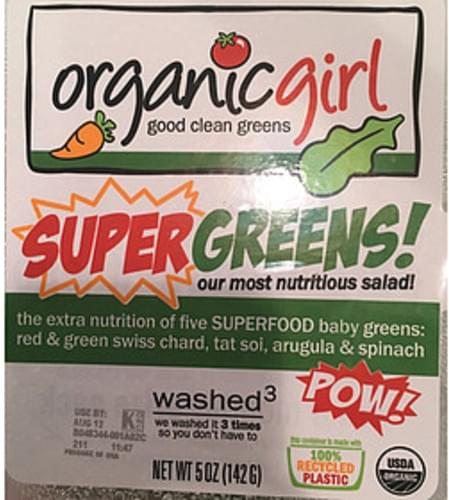 Organic Girl Super Greens Salad - 85 g