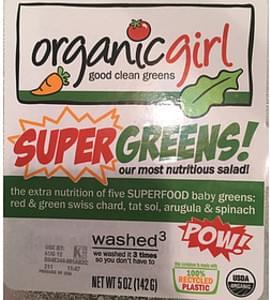 Organic Girl Super Greens Salad