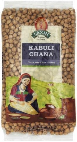 Laxmi Kabuli Chana Chick Peas - 32 oz