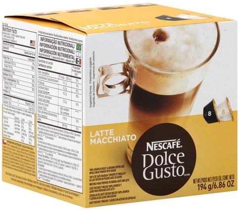 Nescafe Latte Macchiato - 6.86 oz