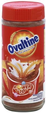 Ovaltine Chocolate Malt Drink - 400 g