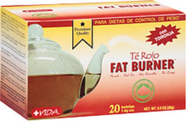 Vida Fat Burner* Red 1.4g Bags Tea - 20