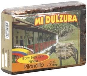 Mi Dulzura Sugar Cane Brown, Panela Piloncillo
