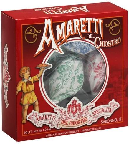 Amaretti Cookies - 1.76 oz