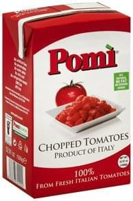 Pomi Tomatoes Chopped